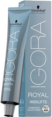 Schwarzkopf Igora Royal Highlifts 12-19 Spezialblond Cendré Violett 60 ml