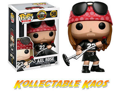 Guns N Roses - Axl Rose Pop! Vinyl Figure