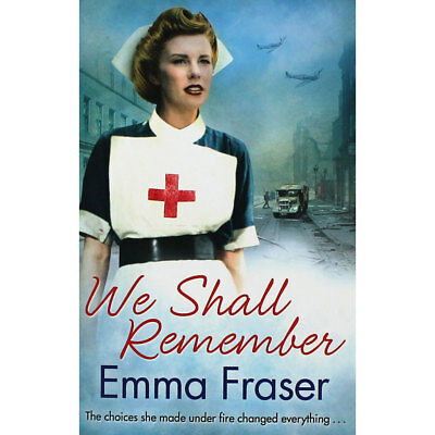 We Shall Remember by Emma Fraser (Paperback), Fiction Books, Brand New