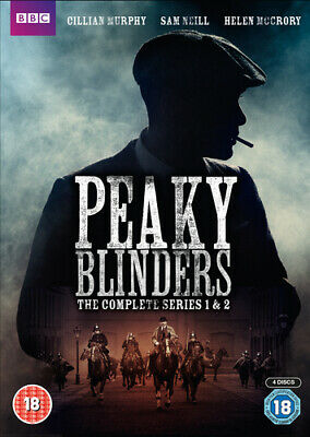Peaky Blinders: The Complete Series 1 and 2 DVD (2014) Paul Anderson cert 18 4