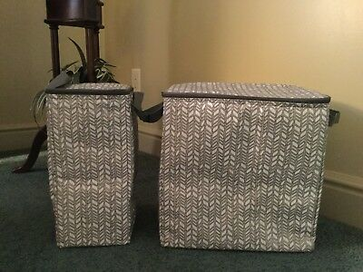Thirty-One Thermal Inserts ~Small and Large~ These fit into Large Utility Tote