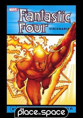 Fantastic Four Visionaries Walter Simonson Vol 3 - Softcover