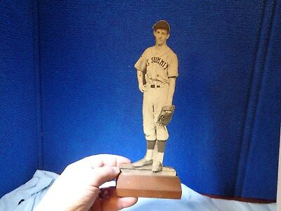 Antique Store Sporting Display Advertising Display Mannequin *BASEBALL PLAYER**