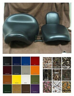 HONDA GL1500C Valkyrie seat cover set GL1500 Tourer   in 25 COLOR OPTIONS