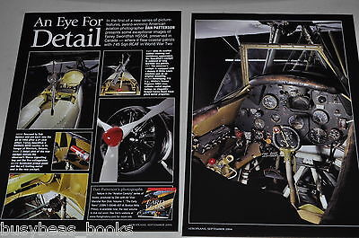 Luscombe Silvaire H8-DUX magazine article, restoration, flying, history, photos
