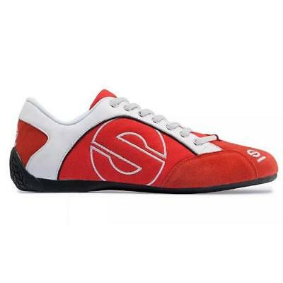 Sparco Esse Canvas Racing-Style Leisure Driving Shoes