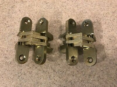Pair of SOSS #208 Invisible Hinges