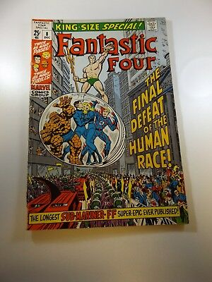 Fantastic Four annual #8 VG/FN condition Huge auction going on now!