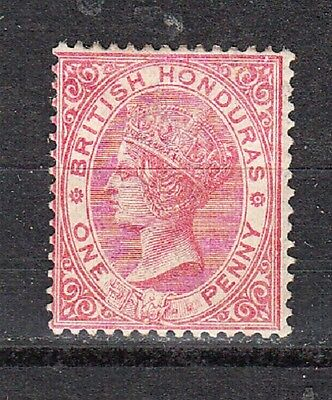 Briitish Honduras Scott 14 Mint hinged (Catalog Value $27.50)