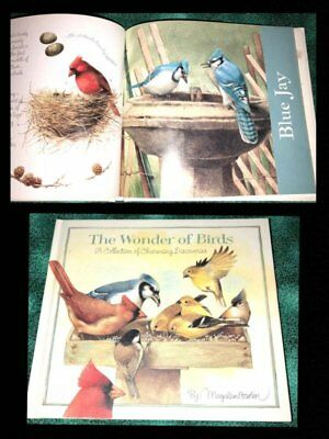 The WONDER of BIRDS MARJOLEIN BASTIN Collection Charming Discoveries