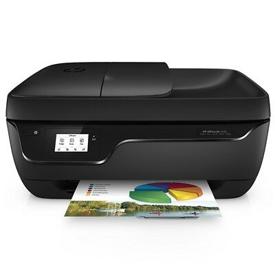 HP Officejet 3832 All-in-One 4-in-1 Tintenstrahl-Multifunktionsdrucker