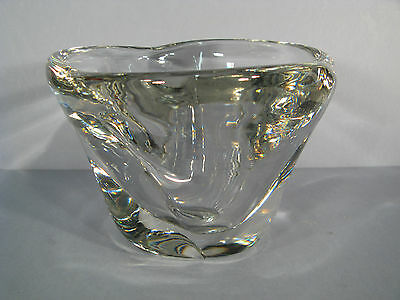 Vase Ancient Crystal Daum / Daum Nancy France