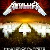 Master Of Puppets, Metallica CD , New, FREE & Fast Delivery
