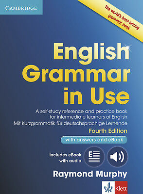 English Grammar in Use. Fourth edition. . Book with pullout grammar, answer ...