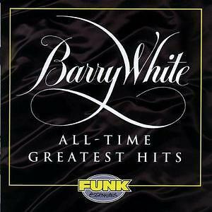 All-Time Greatest Hits, Barry White CD   0731452245922   New