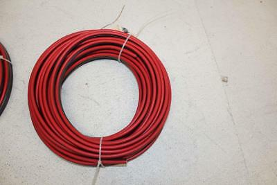 60ft Power Cable- Red  and Black