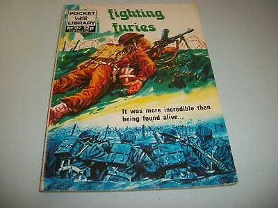 1972 Pocket War Library  comic no. 189