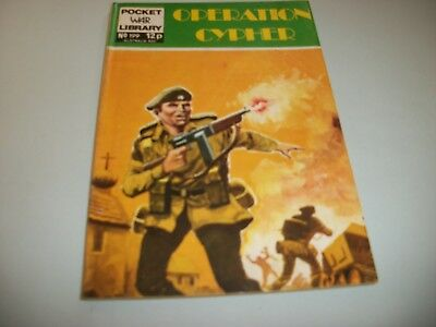 1972 Pocket War Library  comic no. 199