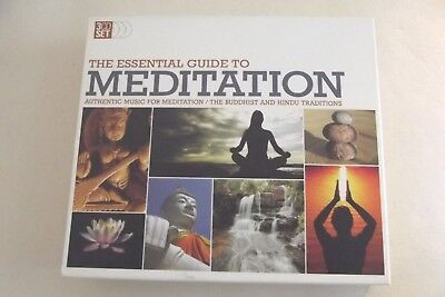 The Essential Guide To Meditation CDs