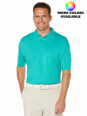 Callaway Golf Cooling Heathered Men's Polo Shirt - Pick Color & Size