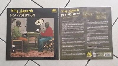 V.A. ‎– King Edward presents Ska-Volution - LP U.K. new (Baba Brooks, ... )