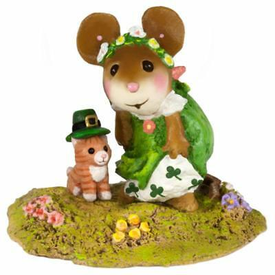 Wee Forest Folk M-407c  Kitty O'Cat