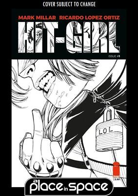 Hit-Girl, Vol. 2 #1B - B+W Variant (Wk08)
