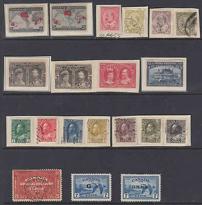 CANADA LARGE COLLECTION LOT MINT-USED $420 SCV 99c NO RESERVE