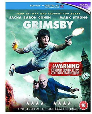 Grimsby [Blu-ray] [2016], DVD, New, FREE & Fast Delivery