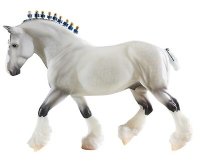 Breyer Shire 1793 stunning very well done Gentle Giant  Scale:1:9<><