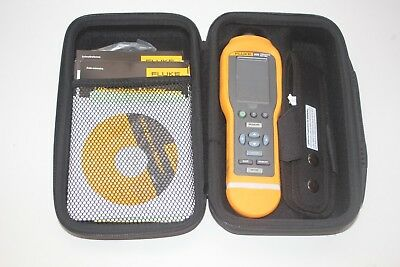 Fluke 805 High Precision Vibration Meter Analyzer analyser 10-20,000Hz