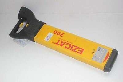 Ezicat 200 Cable Avoidance Tool System pipe locator Buried Services