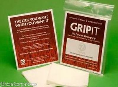 Taylor Grip Cloth Gripit lawn bowls & any sports for better grip sticky Grippit