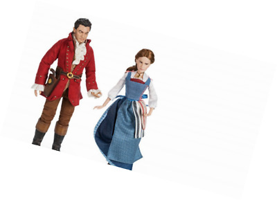 Disney Beauty and the Beast Belle & Gaston