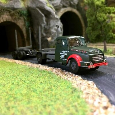 "Camion Willeme Porte-Grumes ""Jules Gendre""-HO-1/87-REE CB-067"