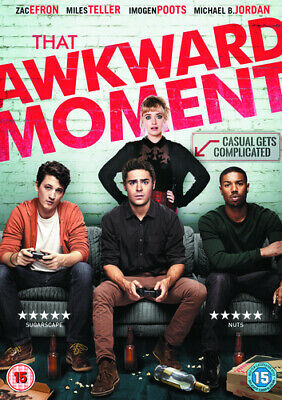 That Awkward Moment DVD (2014) Zac Efron