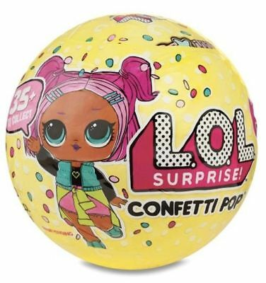 *L.O.L. Surprise Ball* ONE CONFETTI POP SERIES 3 LOL BIG SISTERS 9 LAYERS NEW
