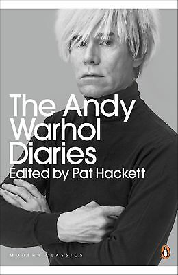 The Andy Warhol Diaries Edited by Pat Hackett, Andy Warhol