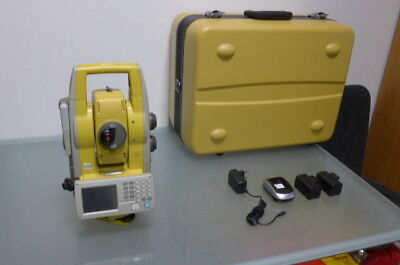 TOPCON GPT-9005A reflectorless motorised autotracking pulse total station