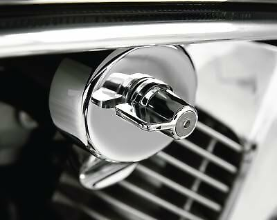 Honda VT 750 Shadow ACE C CD Deluxe - chrome KNOB/COVER for fuel shut off valve