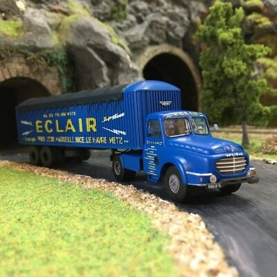 "Camion Willeme Kangourou ""Eclair""-HO-1/87-REE CB-073"
