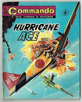 Early Commando War Stories 60s