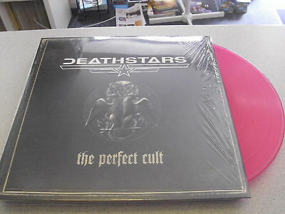 Deathstars  -  The Perfect Cult  -  LP   PINK   VINYL Vinyl // Neu