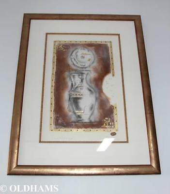 Kevin Blackham Mixed Media - Artist Signed - L'Urne Classique I