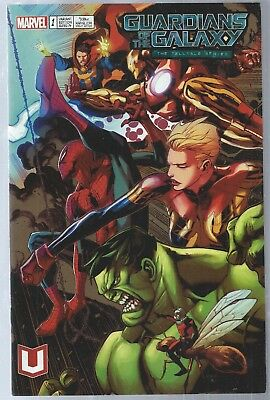 Marvel Unlimited Exclusive Variant Cover Guardians of the Galaxy Telltale #1