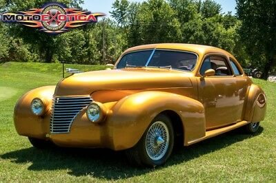 1940 Other Makes LaSalle Custom Coupe 1940 LaSalle Custom Coupe