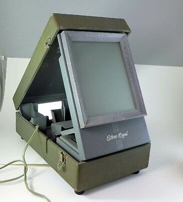 Rare Stereo Royal - 3d projector or viewer for Stereo Realist slides