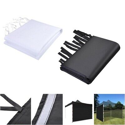 1Pc 10x10 Ft EZ Pop Up Canopy Side Wall Panel Gazebo Shade Tent Shelter Sidewall