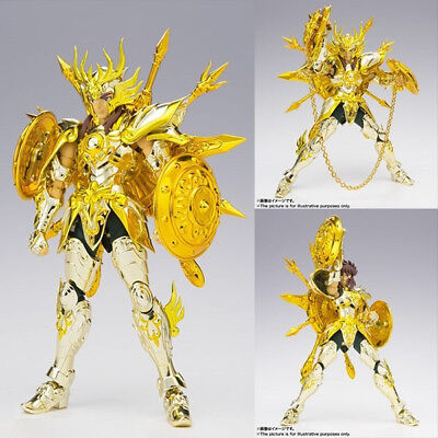 Saint Seiya Myth EX Libra Douko God Cloth Soul of Gold action figure Bandai