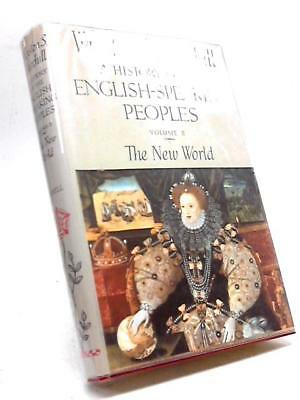 A History of the English-Speaking Peoples,  Winston S. Churchill 1968 Book 29946